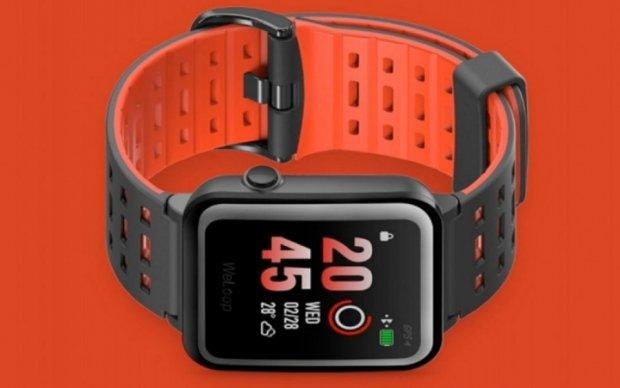 Xiaomi анонсировала спортивные смарт-часы WeLoop Hey 3S