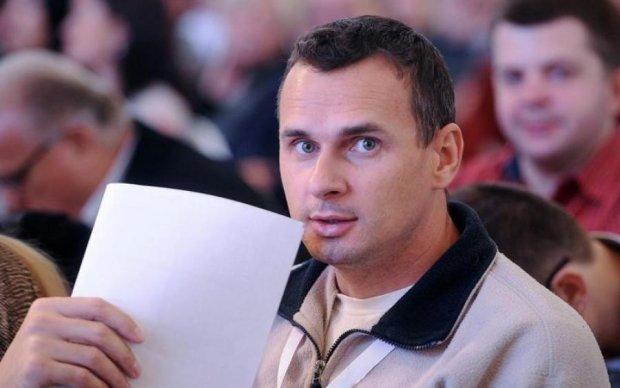 """Російські тюремники """"не помітили"""" смертельне виснаження Сенцова"""
