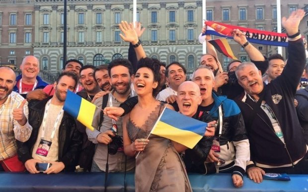 Названы лучшие друзья Украины по Евровидению: инфографика