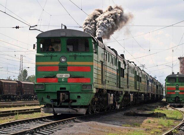 Разрезало пополам: в Киеве машинист тепловоза переехал собственного сына
