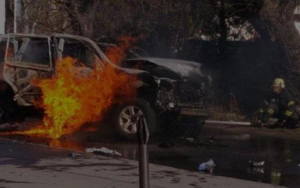 В СБУ назвали поименно жертв взорванного авто