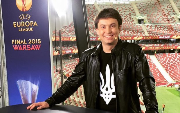 Телеведущий Цыганык назвал лучшего украинского футболиста, вы обалдеете