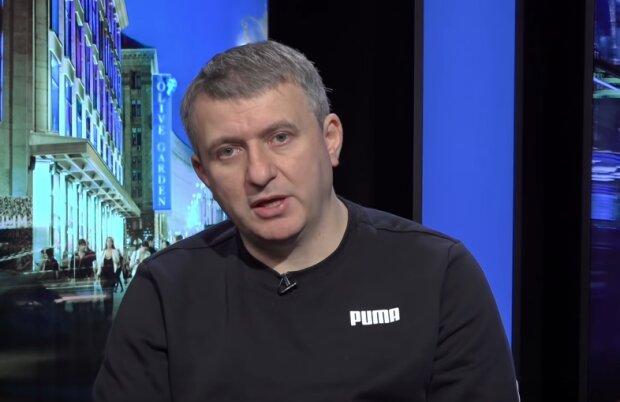 Романенко, скриншот с видео