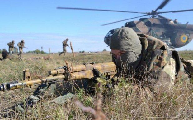 Масштабні навчання українських військових до смерті налякали путінських орків