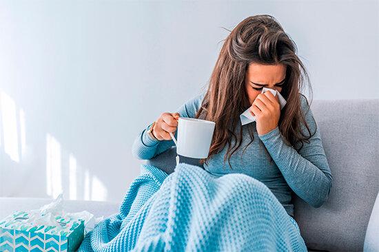 Грипп: симптомы, профилактика и как не заболеть