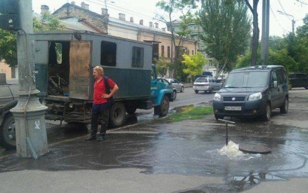 Фекальний Армагеддон обрушився на українське місто