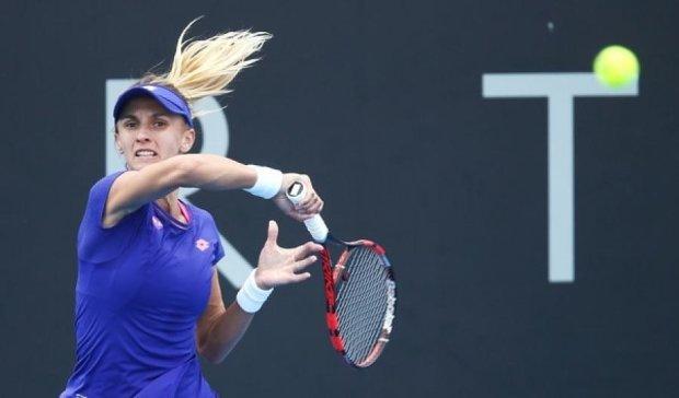 Українська тенісистка успішно стартувала на турнірі в Мексиці