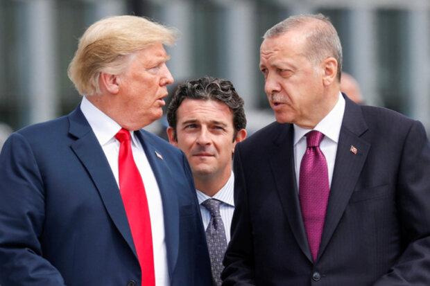 """Трамп не на жарт розізлився, у США готують санкції проти Туреччини: """"Просить, щоб ми цього не робили…"""""""