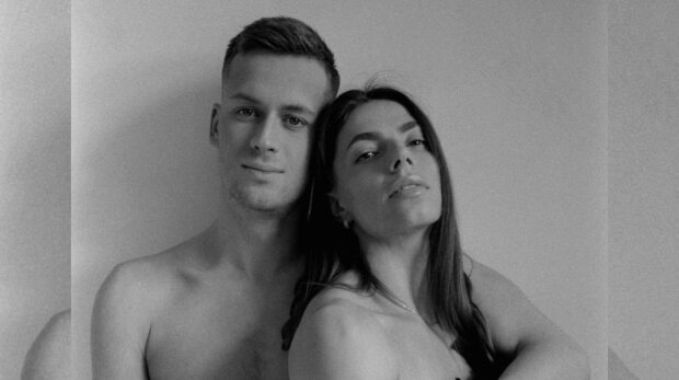 Марина Бех-Романчук и Михаил, фото: Instagram