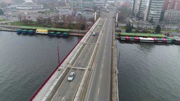 """Дніпряни """"наплювали"""" на Філатова з висоти Нового мосту: заборони не діють"""