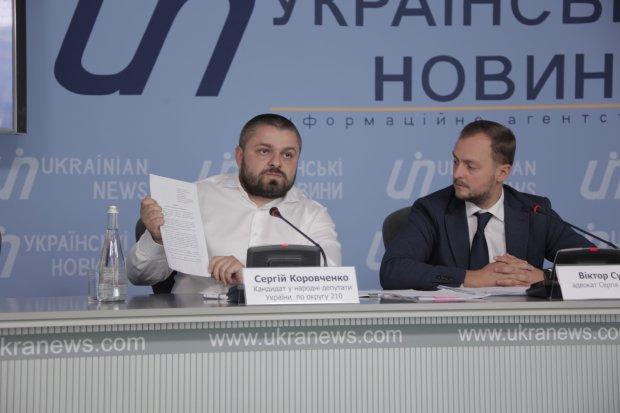 Переможець на окрузі 210 звернувся до Зеленського: просить пришвидшити оголошення результату виборів