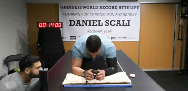Даніель Скалі, фото: скріншот з відео