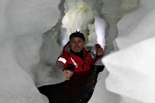 подледниковое озеро, фото:uac.gov.ua