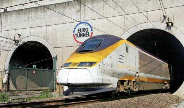 Біженці знову заблокували тунель під Ла-Маншем