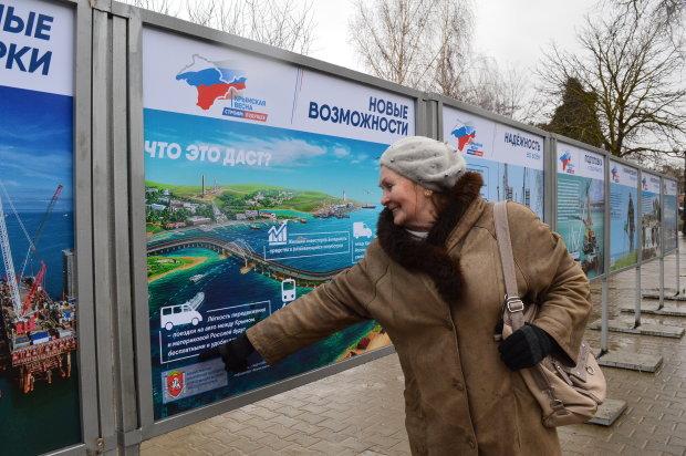 Кримчане прозрели и проклинают Путина: уничтожил полуостров, гори ты в аду