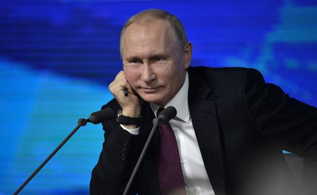 """Путін зганьбився перед жінкою своєю ракетою: """"У нього переклинило в бік намертво"""""""