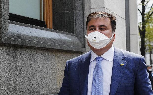 Міхеіл Саакашвили, фото: Валентин Огиренко / Reuters