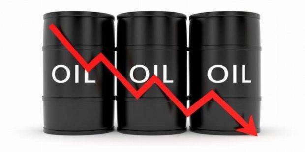 Світові ціни на нафту падають  через можливе зняття санкцій з Ірану