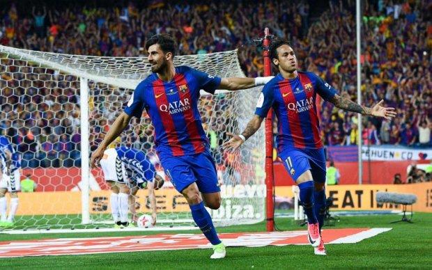 Барселона представила новую форму на следующий сезон