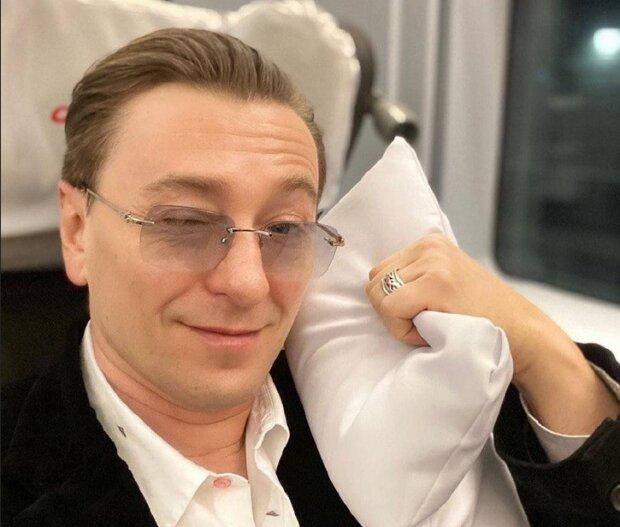 Сергей Безруков, фото Instagram