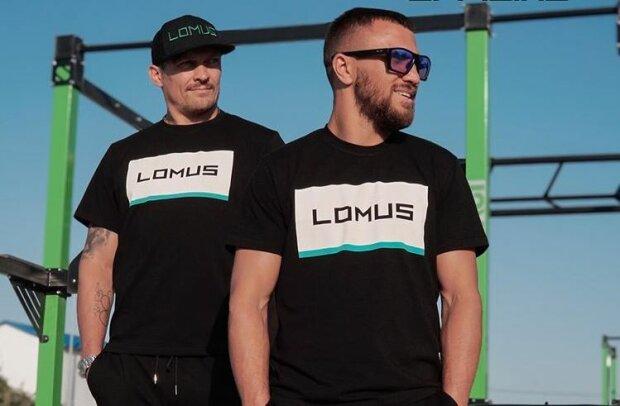 """Боксерські куми Усик і Ломаченко погралися у пісочку: такий """"Стиль життя"""""""