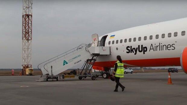 SkyUp, скріншот з відео