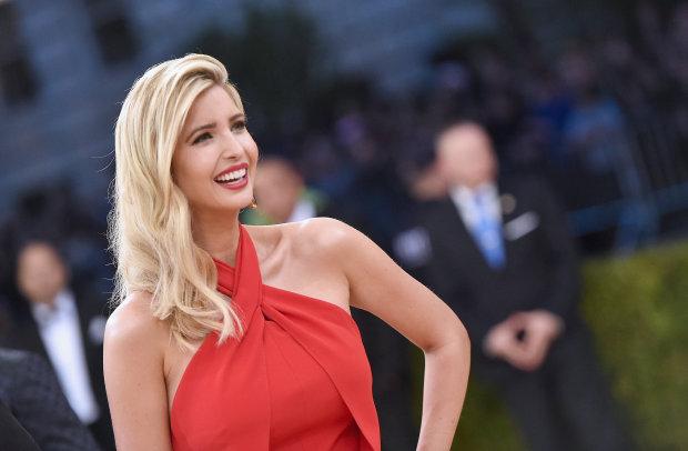 Иванка Трамп поразила мир женственной фигурой в стильном наряде: не дочь президента, а принцесса