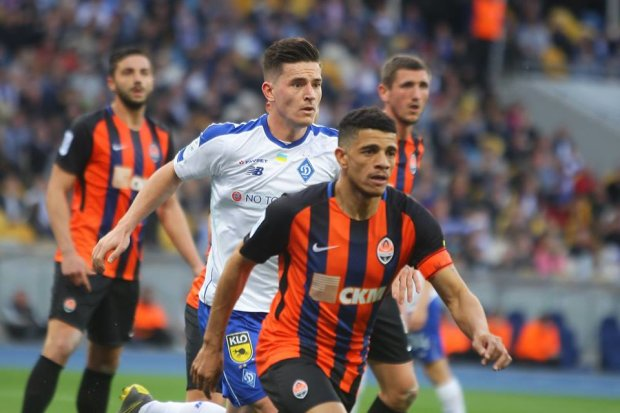 Динамо - Шахтар зіграли внічию 0:0