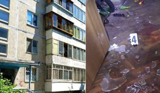 Пьяный киевлянин зверски избил маленького крестника - горе-мать выгораживала собутыльника