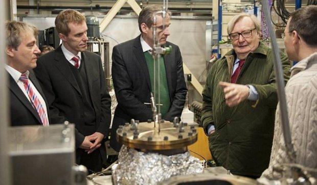 Немцы изобрели генератор энергии метана без сжигания