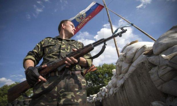 Бойовики обстрілювали позиції українських військових біля Донецька