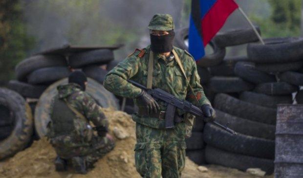 Боевики угрожают военным АТО в sms (фото)