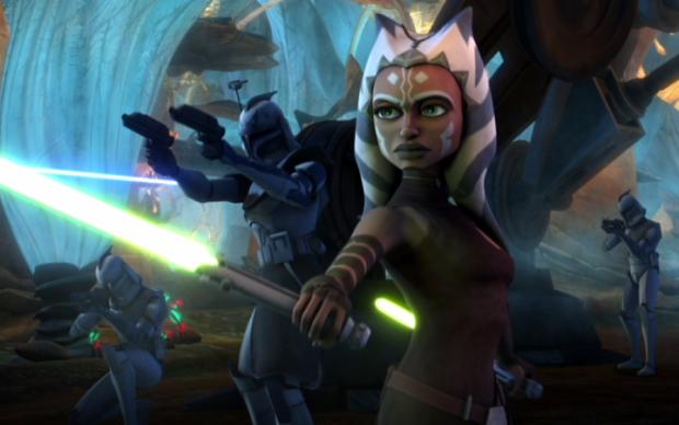 """Disney порадовал детей продолжением мультсериала """"Звездные войны"""""""