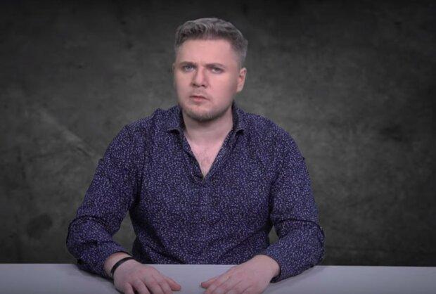 """Игорь Лесєв в программе """"Не добрый вечер"""""""