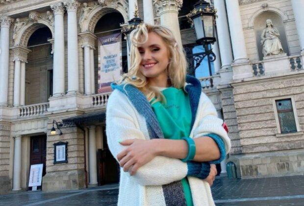 Ірина Федишин, фото з instagram
