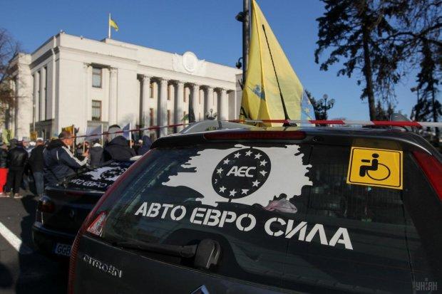 """Украину парализует: """"евробляхеры"""" пообещали такое, что почувствует вся страна"""