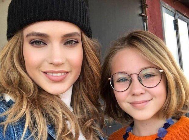 Глюкоза и дочь Лида, фото: Instagram