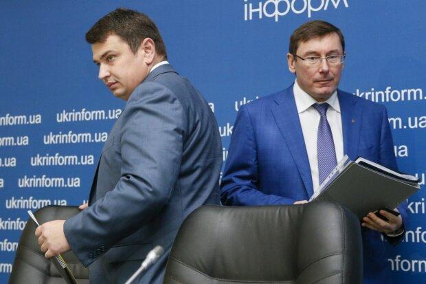 НАБУ готовит уголовное производство против Луценко: в чем подозревают бывшего Генпрокурора