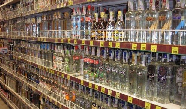 Україна виходить на перше місце в Європі по продажу сурогатного алкоголю