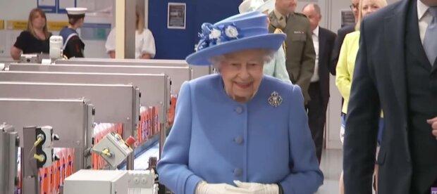 Єлизавета II, фото: скріншот з відео
