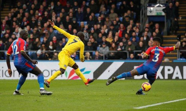 Челси в необычной форме выиграл лондонское дерби