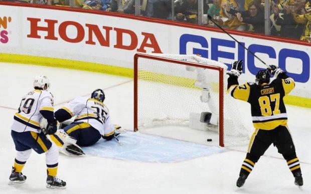 НХЛ: Піттсбург розгромив Нешвілл в другому матчі фіналу