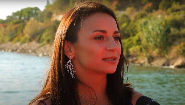 Ілона Гвоздьова, скріншот з відео