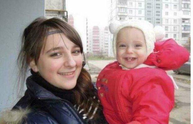 Как сложилась судьба Нади Гнатюк, родившей в 11 лет: один отец на двоих
