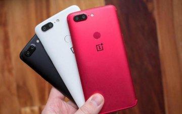 OnePlus 6 Red  популярний смартфон продається в незвичайному кольорі ... 0efb9d612fd56