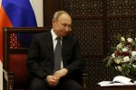 """У Путина обнаружили признаки """"корона-вируса"""": фото"""