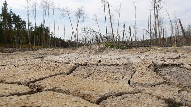 Марс на Земле: самое большое богатство Украины превращается в пустыню, фото катастрофы