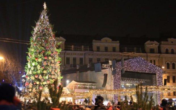 Купить елку и игрушки в Киеве: список адресов