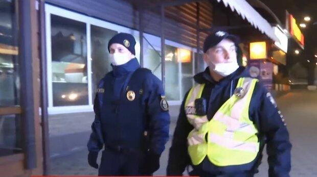 Полиция, фото: YouTube