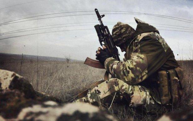 Безжалостный обстрел в зоне АТО закончился потерями: фото